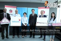 Celcom has teamed up with Hong Leong, offering customers special rebates and rewards.   Share this:   Facebook Twitter Google Tumblr LinkedIn Reddit Pinterest Pocket WhatsApp Telegram Skype Email Print