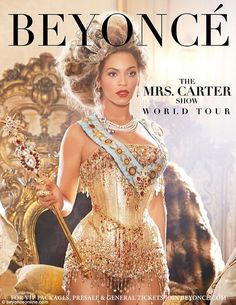 BEYONCÉ - O2 Priority TV ad - Well, that is a very nice corset.