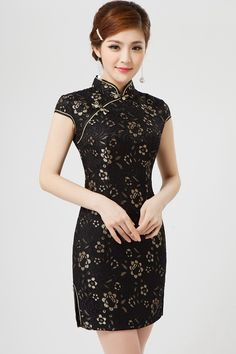 Shop sexy black lace casual chinese cheongsam dress. Find featured formal dresses for intellectual women from idreammart.com.
