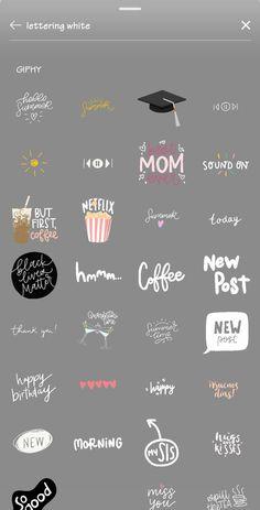 Instagram Blog, Frases Instagram, Instagram Words, Instagram Emoji, Instagram Editing Apps, Feeds Instagram, Iphone Instagram, Instagram Frame, Instagram And Snapchat