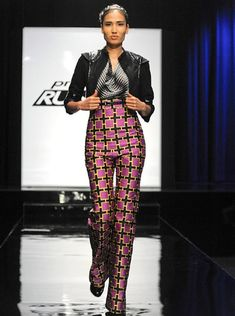 The Best 'Project Runway' Looks of All Time - The Atlantic Project Runway Season 8 Episode 10 Create a Print  Designer: Mondo Guerra