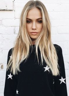 Sunflower Blonde Color - 20 Beautiful Winter Hair Color Ideas for Blondes - Photos Blonde Haircuts, Hairstyles Haircuts, Cool Hairstyles, Hairstyle Ideas, Blonde Color, Hair Color, Mullet Hairstyle, Ponytail Haircut, Loose Ponytail