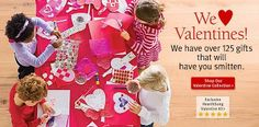 We Love Valentines!  #HearthSong have over 125 gifts that will have you smitten. So shop valentines gifts at http://www.dealrocker.com/online-coupons/hearthsong/