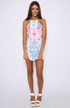 Unconditional Dress - Floral   Back In Stock   Clothes   Peppermayo