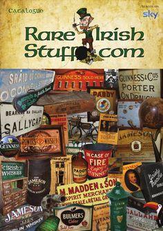 Irish Pub Decor Catalogue 2014
