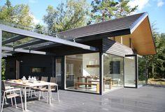 JOARC I ARCHITECTS • Holiday Villas • summerhouse, kesämökki, finland, scandinavian architecture