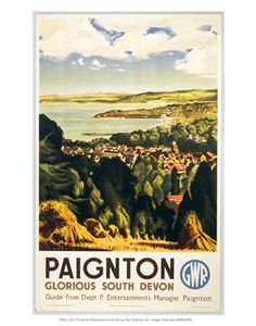 Paignton : Glorious South Devon by GWR 1989 https://www.facebook.com/pages/Le-Club-Franglais-Torbay/1503767229909053?ref=hl
