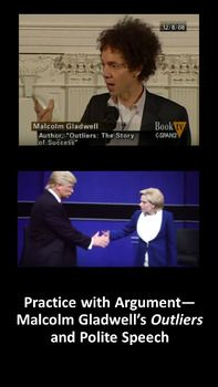 Practice With Argument Malcolm Gladwells Outliers And Polite  Practice With Argument Malcolm Gladwells Outliers And Polite Speech   Essay Writing  Pinterest  Malcolm Gladwell Ap English And Language