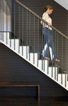 Congo - modern - staircase - san francisco - MAK Studio