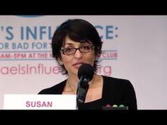 Conference on Israel's influence: Susan Abulhawa #WarOnStupid #EducatingWhitey #FreePalestine