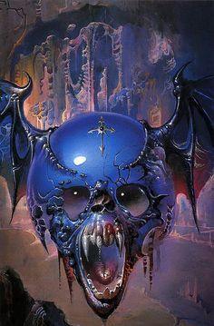 Bruce Pennington - Helm Of The Cruciatis