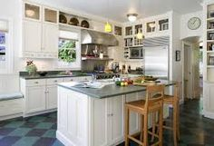 Image result for kitchen with marmoleum
