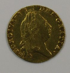 Gold coin Great Britain, Georg III., gold Spade, aided guinea 1798, weight 4.17 g  Dealer Leininger Auktionshaus  Auction Starting Price: 22...