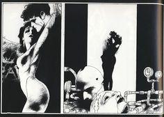 Dylan Dog - Vamp by Corrado Roi