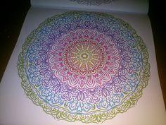PerfectSweetColors: Het Enige Echte Mandala Kleurboek van BBNC