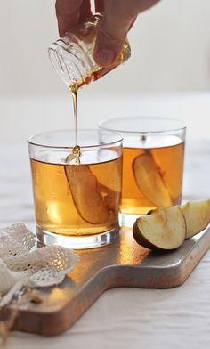 Honey Bourbon Apple Cider by brittney