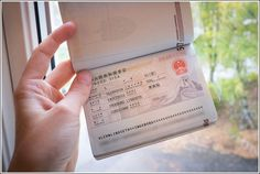 Søknadsprosess visum til Kina