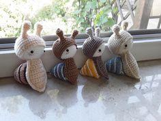 Snails made by Jutta