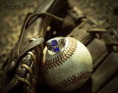 Love the class/state ring on the ball in the glove.
