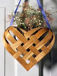 Vermont Heart Basket....really love this