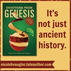 Book Review and Giveaway: Devotions From Genesis - GeorgeTown, MN