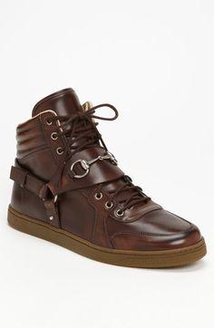 Gucci 'Coda - Horse Bit' Sneaker | Nordstrom