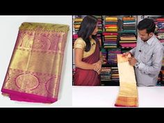 Festival Special Pure Kanchi Pattu Tissue Sarees with Price Multi Threading, Bridal Sarees, Thread Work, Designer Sarees, Krishna, Pure Products, Youtube, Youtubers, Youtube Movies