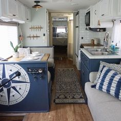 rv makeover rv makeover _ rv makeover before and after _ rv makeover ideas _ rv makeovers rv interior _ rv makeover wheels _ rv makeover before and after motorhome _ rv makeover before and after wheels _ rv makeover on a budget Interior, Home, Rv Decor, Remodeled Campers, Interior Remodel