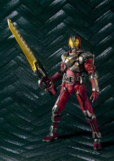 SIC Kiwami Damashii Masked Rider Faiz Blaster Form 04