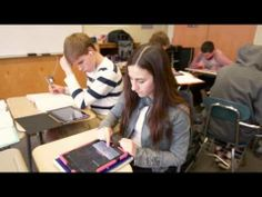 ▶ Spanish 1 goes 1 to 1 - YouTube How a Spanish teacher is blending iPads into his class. Spanish 1 goes 1 to 1