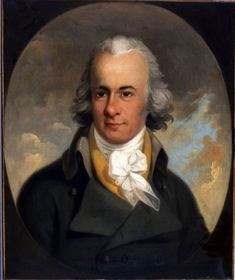 William Wilberforce portrait (he was a close friend of Pitt)