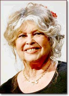 Brigitte Bardot at 75 (love that she aged gracefully, it is refreshing to see that!)