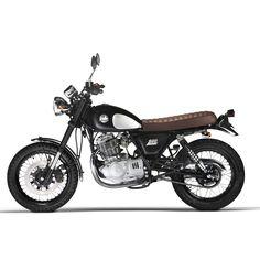 Moto Mash Two Fifty 250cc - Black - Motos 250cc - Motos