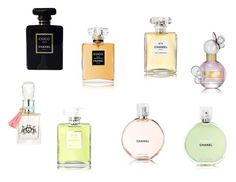 """""""Perfume to wear"""" by gammil-adele on Polyvore featuring beauty, Chanel, Marc Jacobs and Juicy Couture"""