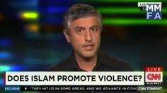 Reza Aslan (Professor, UC Riverside) calls out the media for generalization and bigotry when reporting on Muslims.