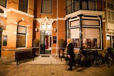 Residenz hotel, Den Haag. Entrance