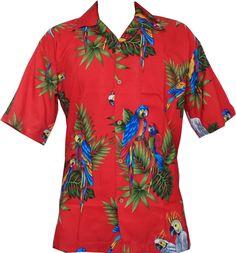 6308b2e22 Details about Hawaiian Shirt Mens Hibiscus Floral Print Aloha Party Beach  Camp Holiday