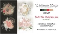 Under the Christmas tree (Accents) by Mediterranka Design