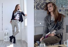 Abbigliamento donna e uomo #Risskio Fall | Winter 2014 - 2015 risskio.it