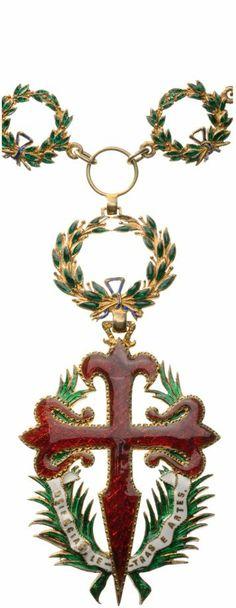 ORDER OF SAINT JAGO (SAINT JAMES) OF THE SWORD : Lot 1523
