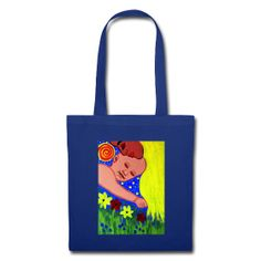 Bag Embracing Love http://aidao.spreadshirt.de/embracing-love-A22424423/customize/color/17