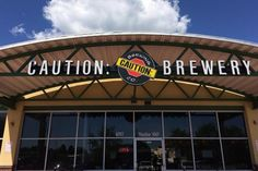 Caution Brewing Company in Lakewood Colorado - Image by: cautionbrewingco.com