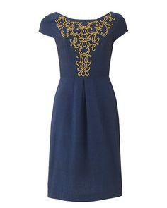 Bethany Baroque Dress