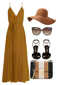 """""""Untitled #351"""" by the-a-way5 on Polyvore featuring Loup Charmant, MICHAEL Michael Kors, Sophia Webster and Linda Farrow"""