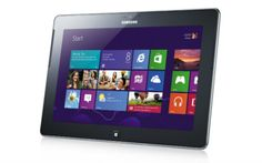 Samsung Reveals Its First Windows RT Tablet