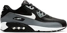 Buy and sell authentic Nike Air Max 90 Black Cool Grey White shoes and thousands of other Nike sneakers with price data and release dates. Nike Air Max Ltd, Ankle Sneakers, Air Max Sneakers, Sneakers Nike, Sneakers Fashion, Platform Tennis Shoes, White Tennis Shoes, Nike Tennis, Air Max 90 Black