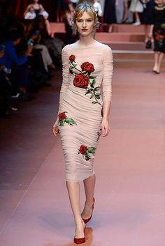 Dolce & Gabbana - Pasarela Otoño-Invierno 2015