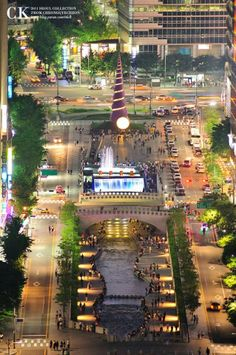 Cheonggye Plaza (청계광장)