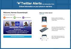Twitters nieuwe Alerts breidt uit buiten de VS