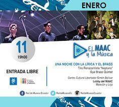 Guayaquil | MAAC Y LA MÚSICA REGRESA!